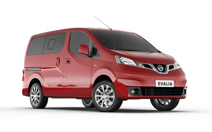 Nissan Evalia Diesel Xe Price Specs Review Pics Mileage In India