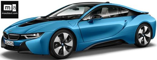 Bmw I8 Hybrid Price Specs Review Pics Mileage In India