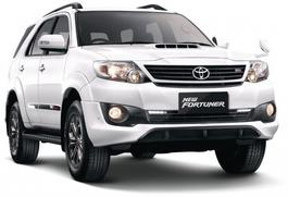 Toyota Fortuner TRD Sportivo (2011) Price, Specs, Review