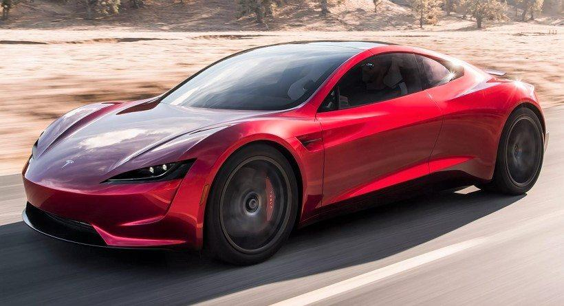 Tesla Roadster Price Specs Review Pics Mileage In India