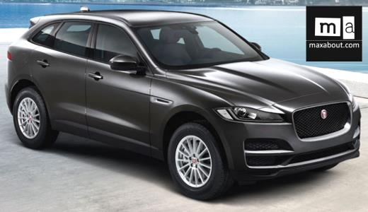 jaguar f pace pure diesel price specs review pics mileage in india. Black Bedroom Furniture Sets. Home Design Ideas
