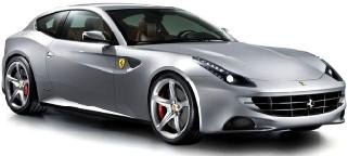 Ferrari Ff Supercar