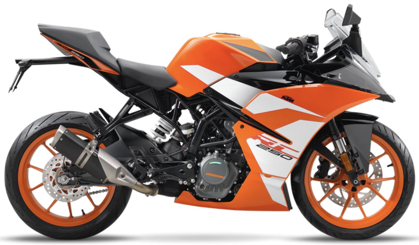 2021 Ktm Rc 250 Specifications And Expected Price In India