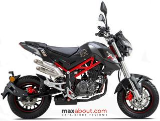 Benelli TNT 135 Price, Specs, Images, Mileage, Colors