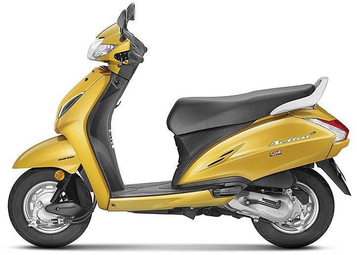 Cool Honda Activa 5G Std Price Specs Photos Mileage Top Speed Caraccident5 Cool Chair Designs And Ideas Caraccident5Info