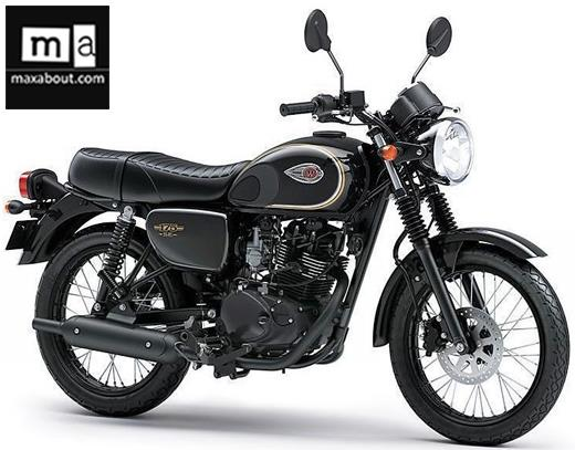 Kawasaki W175 Price Specs Images Mileage Colors