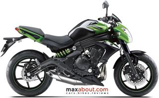 kawasaki er-6n 650 price, specs, review, pics & mileage in india