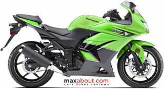 Kawasaki Ninja 250 (Old) Price in India, Specifications & Photos