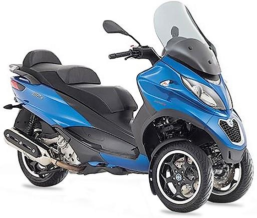 piaggio mp3 price, specs, review, pics & mileage in india