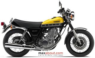Yamaha SR400 Price, Specs, Review, Pics & Mileage in India