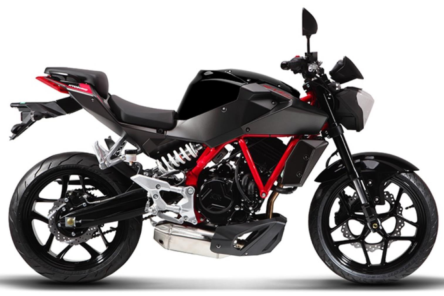 Confirmed- Hyosung Aquila 250 India launch at Auto Expo