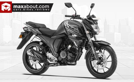 Yamaha Fzs Dark Night Rear Disc Price In India Specs