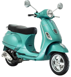 piaggio vespa lx 150 price, specs, review, pics & mileage in india